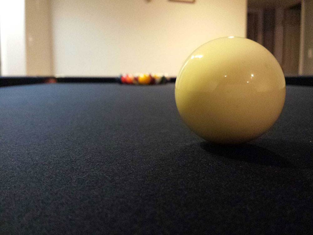 Pool table recovering in Ohio, Cleveland